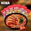 健康清淡:KOKA 可口 六种口味混合装速食面  85克*18袋