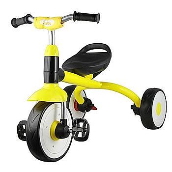 AUBY澳贝  婴幼儿滑行三轮童车
