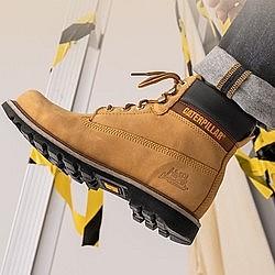 双11预售: CAT 卡特彼勒 Colorado P717693 男士工装靴