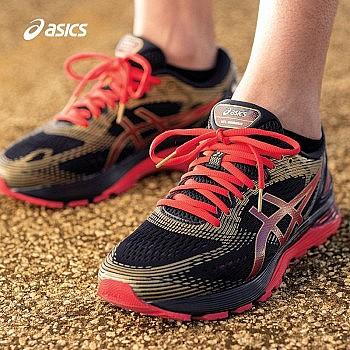 双11预售: ASICS 亚瑟士 GEL-NIMBUS 21 1011A169 男款跑步鞋