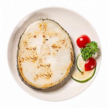 限时好券:小牛凯西 法国银鳕鱼 深海鱼进口鱼排 150g