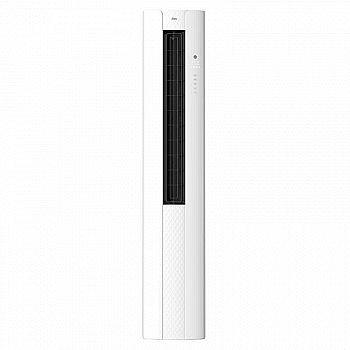 新品发售:苏宁极物 小Biu KFR-50LW/BU(A1)W 2匹 变频 立柜式空调