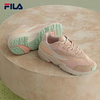 双11预售: FILA 斐乐 VENOM94 女子老爹鞋