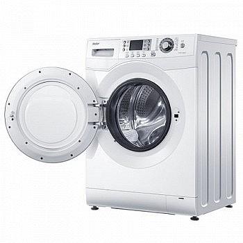历史低价:Haier 海尔 EG8012HB86W 8公斤变频滚筒洗衣机