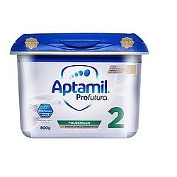新到劵再降价、双11预售: Aptamil 爱他美 白金版 婴儿奶粉 800g 2段 8罐装