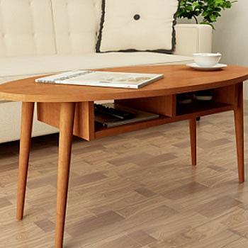 这款择木宜居 简约实木小茶几 升级版,采用板木结合,实木腿打造,加