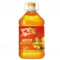 京东商城九三 非转基因 花生食用调和油5L