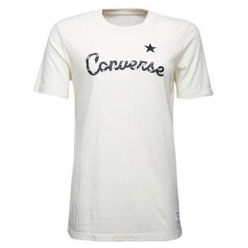 天猫17日10点:CONVERSE 匡威  Essentials logo印花短袖T恤
