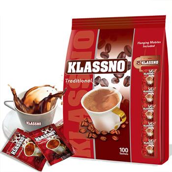 卡司诺 3合1即溶咖啡原味1.8KG(18g*100包)