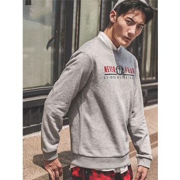 天猫双11预售:李宁 男士篮球系列套头衫